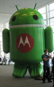 CTIA Enterprise Giant Android 2010