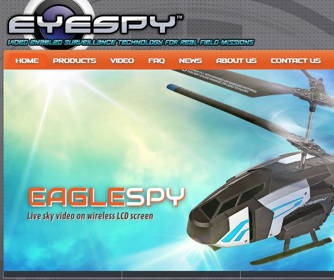 connected devices, Internet of Things, video surveillance, eyespy-eaglespy