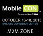 connected devices, embedded, context aware, Internet of Things, LBS, location-based services, M2M, MobileCon, CTIA